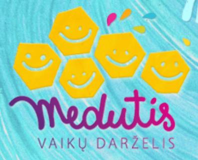 Vaikų darželis Medutis Logo